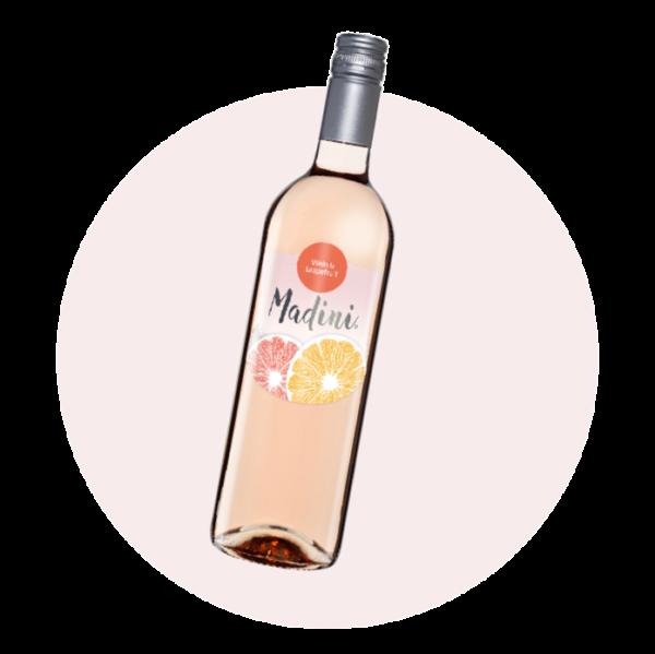 Madini Wein und Grapefruit 0,75l
